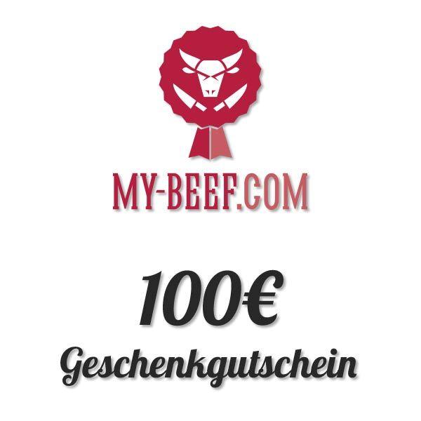 100€ My-Beef Gutschein